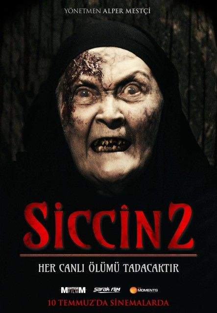 Yerli korku filmleri ve Yerli gerilim filmleri kategorisinde yer alan Siccin 2 filmini kesinlikle izlemenizi tavsiye ederim. Siccin 2 filmini http://www.yerlihd.com/siccin-2-izle.html adresinden izleyebilirsiniz