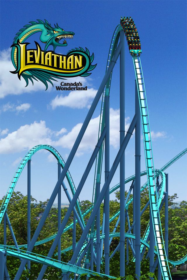 I really want to go on the Leviathan so badly.                                                                                                                                                      More