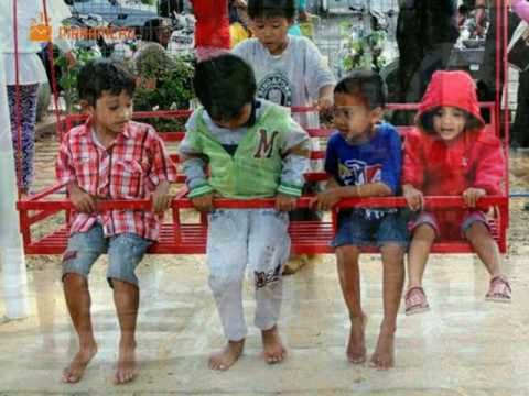 Taman Trunojoyo Malang -Tempat Liburan Keluarga Seu di Malang