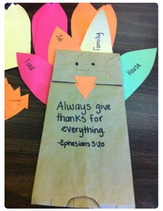 Bible Craft Ideas For Kids Part - 29: Crafted With Love: Thankful Turkey (church Craft)