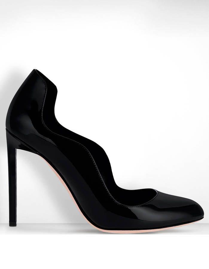 Escarpins noirs Dior                                                                                                                                                      Plus