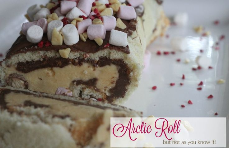 Arctic Roll but not as you know it! - mummy mishaps