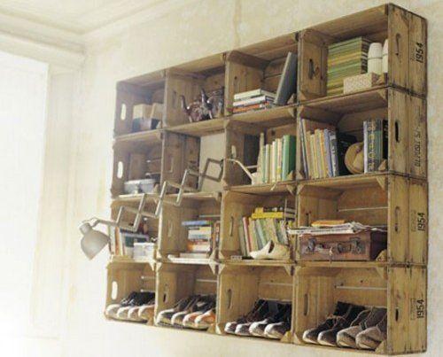 Proiecte inedite cu lădițe din lemn – vezi sfaturile noastre pentru decorarea locuinței – Familist.ro – Părinți și copii