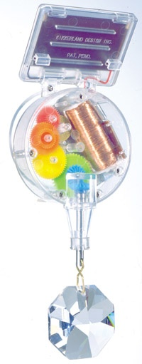 @Sam Louque We need this!!!! Battery powered rainbow maker!!