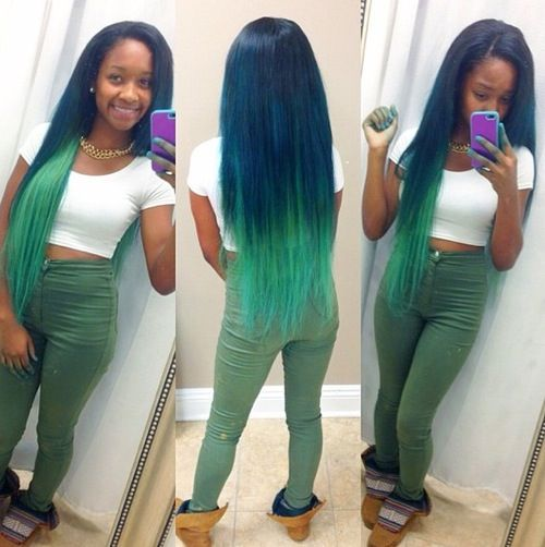 306 best dyedhairdontcare images on pinterest braids au natural celebrity sew in hairstyles black women pmusecretfo Images