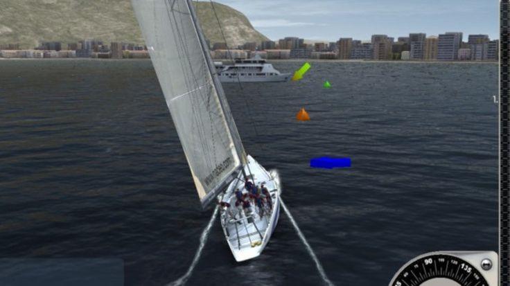 Virtual Skipper Online©Focus Home Interactive