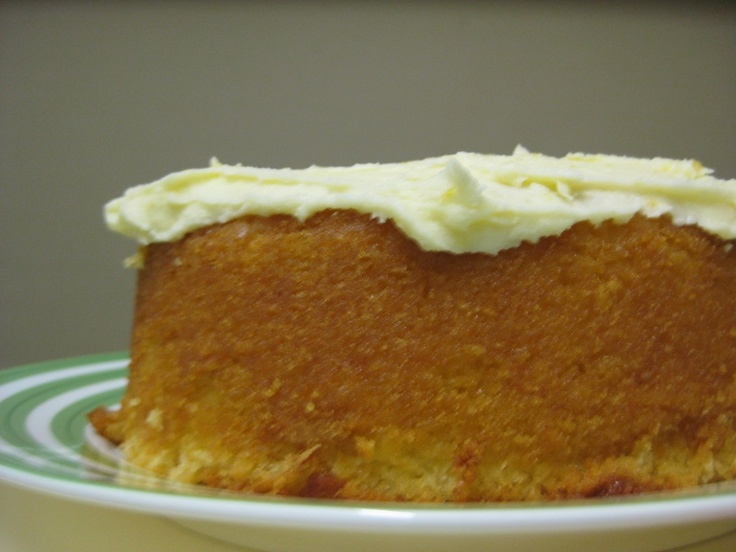 Lushous Lemon and Buttermilk Cake from Maggie Beer
