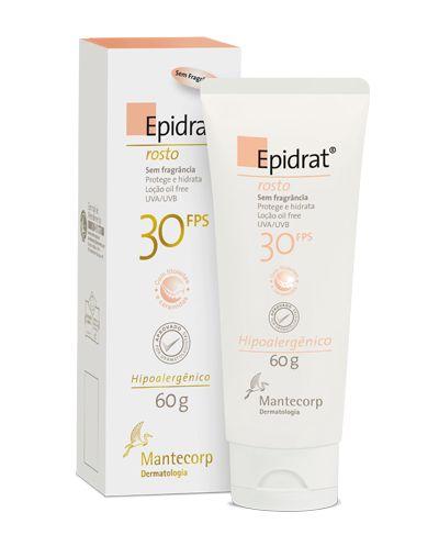 epidrat rosto fps 15 - hidratante e protetor solar