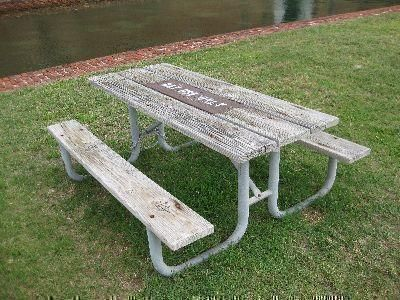 Metal picnic table 132 designs innovative on metal picnic table