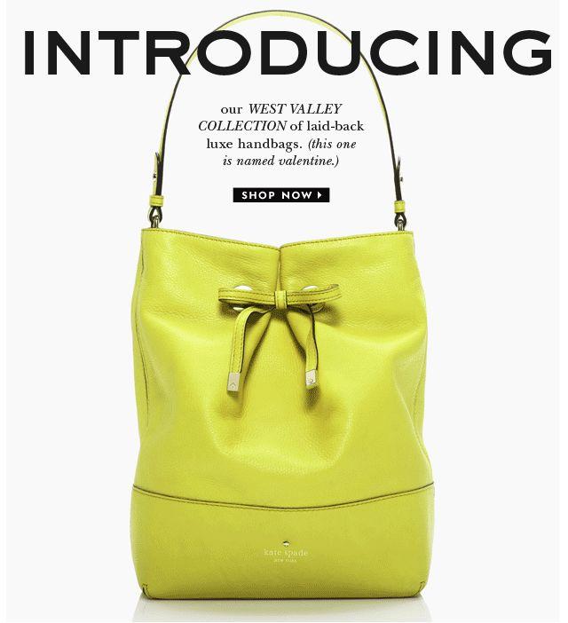 Kate Spade - Meet Your Perfect Summer Bag