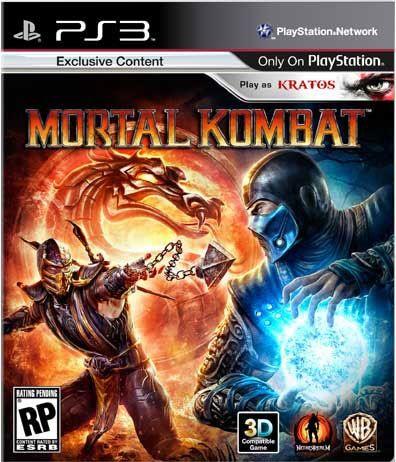 WB Games PS3 - Mortal Kombat - By Warner Bros.