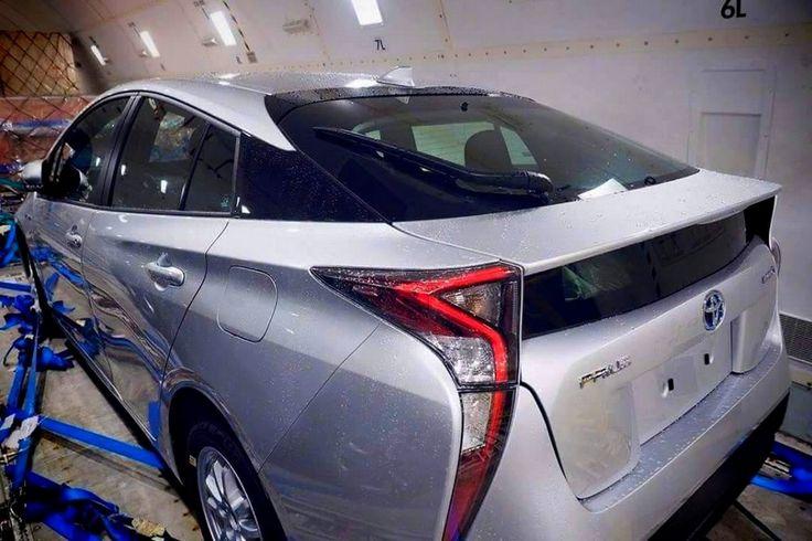 Toyota Prius 2016 : de nouvelles photos inédites !