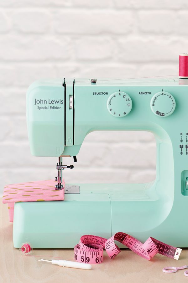 learn how to sew with a sewing machine