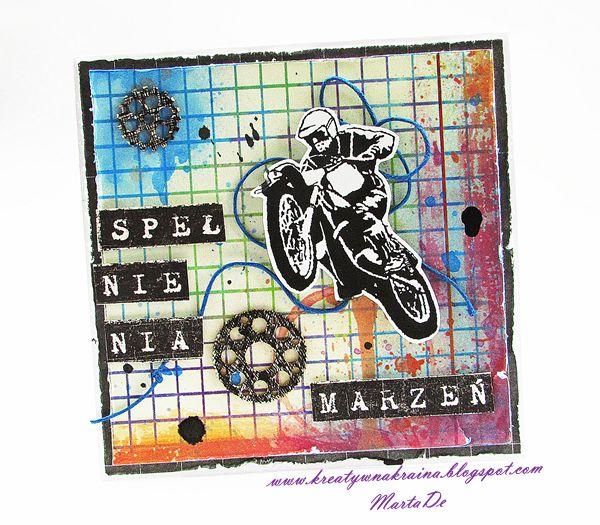Motocross madness Card