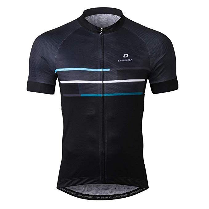 Lameda Cycling Jersey Men Short Sleeve Shirt Bike Accessories
