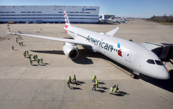 American Airlines ingin beli saham China Southern Airlines
