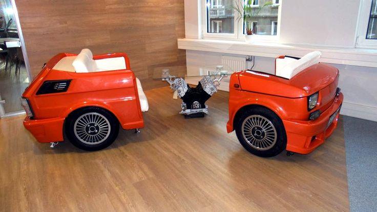 fiat 126 sofas cars