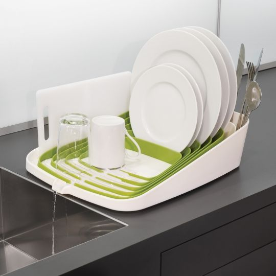 Arena™ - Innovative, compact and stylish dishrack by Joseph Joseph