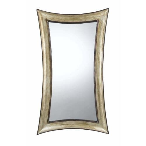 Cal Lighting WA-2164MIR Cynthiana Rectangle Beveled Mirror