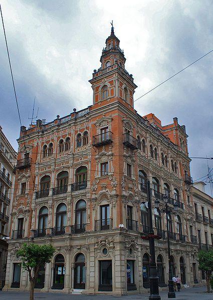 Edificio telefonica - Sevilla