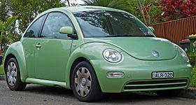 Volkswagen New Beetle 1997-2011