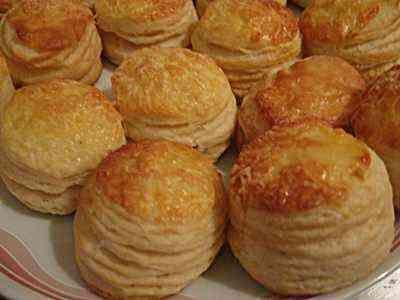 Leveles burgonyás pogácsa – egyszerű, olcsó, finom