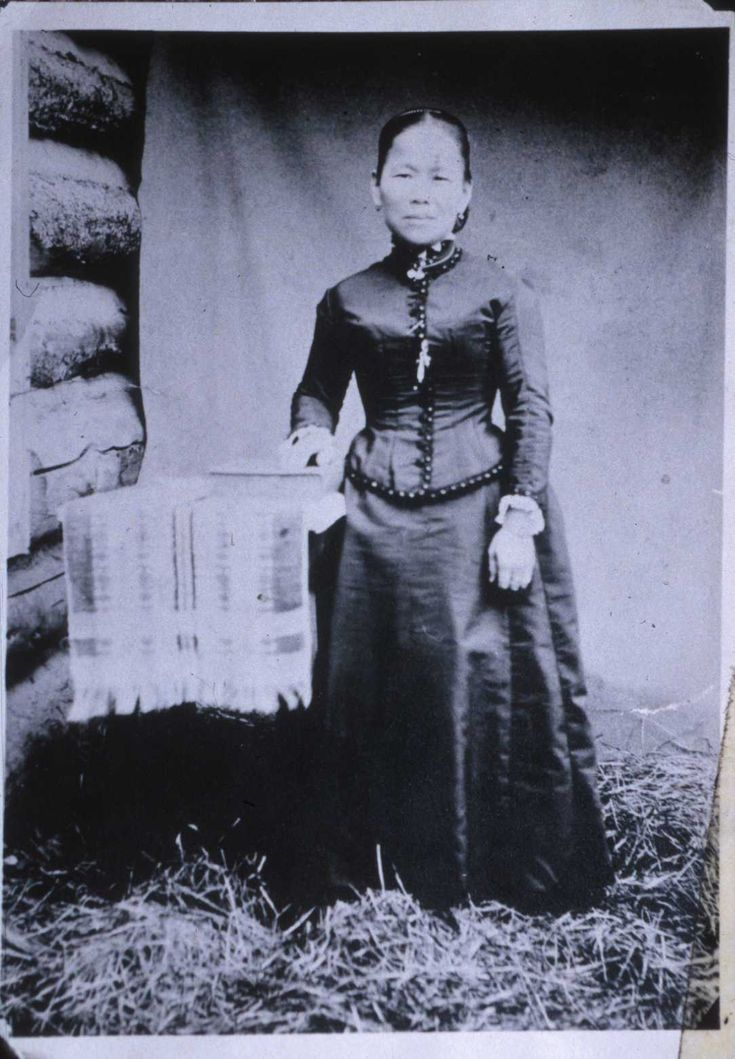 Polly Bemis was a Chinese American pioneer who lived in Idaho in the late 19th and early 20th century. Her story became a biographical novel, and was fictionalized in the 1991 film A Thousand Pieces of Gold.