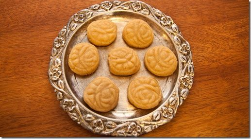 Nolen Gurer Sondesh/Sandesh With Ricotta Cheese | BongCook: Bengali and Indian Recipes