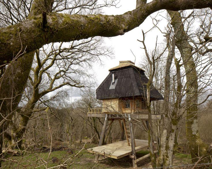 'Hut Rise', Dorset- Nozomi Nakabayashi, Tolkovsky Design, East Brothers