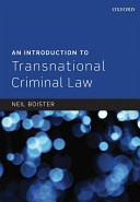 """Neil Boister, """"Slavery, Human Trafficking, and Migrant Smuggling,"""" Chapter 4 in An Introduction to Transnational Criminal Law, Oxford University Press, Nov. 2012"""