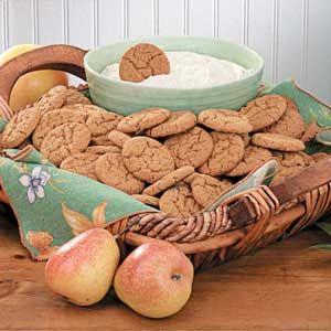 Gingersnap Dip: Desserts, Taste Of Home, Gingersnap Dip, Tasteofhome, Appetizers, Dips Recipes, Pumpkin Pies, Dip Recipes