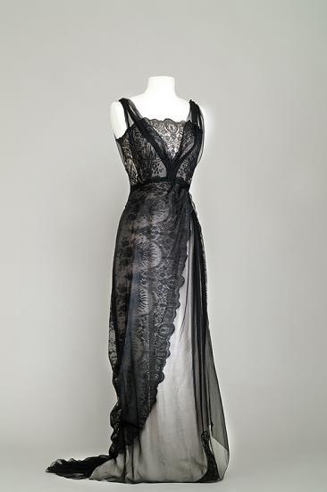 Robe de soirée années 20