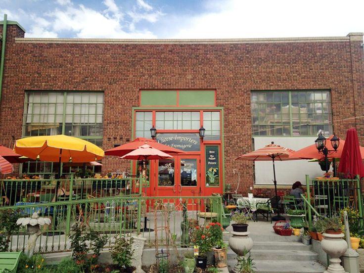 The Ten Best Hidden Restaurant Patios In Denver