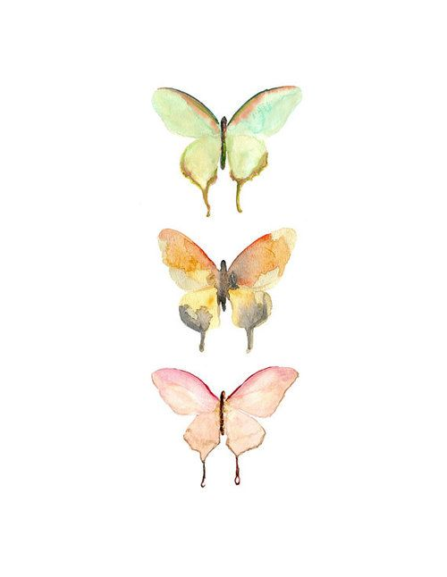 I would only ever get a butterfly tattoo if it looked like one of these; they are so beautiful!. I like what butterflies symbolize