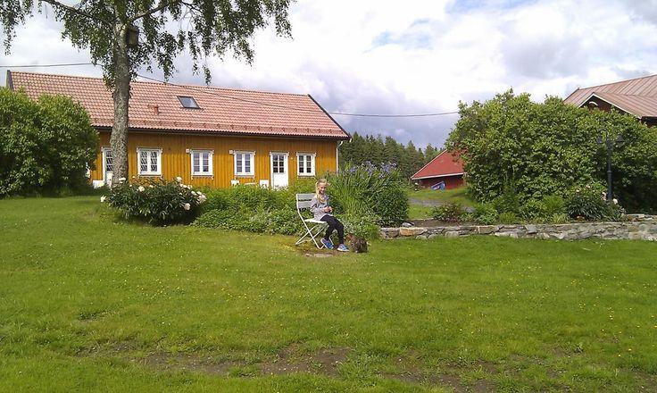 Østre Kjærnes gård ligger i Våler i Østfold og er en slektsgård som drives og eies av Erik og Linda Tegneby. Østre Kjærnes ligger 45 min fra Oslo og  15 min fra Moss. Gården ligger idyllisk til ved Vansjø (en av Norges mest fiske-artsrike innsjøer), og er omringet av flott natur og et rikt dyreliv.  Gården har en lang strandlinje som strekker seg fra øst mot vest. Vannveien i området rundt gården egner seg godt til turer på vannet med båt, kano eller kajakk.  Overnatting: Østre Kjærnes gård…