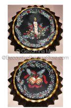 Mini Baking Tin Ornaments ePattern - Gelsomina Mori - PDF DOWNLOAD