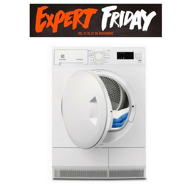 Electrolux EDH3685PDW - Secadora #electrodomesticos #hogar