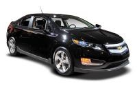 Chevrolet Volt easy on the gas.