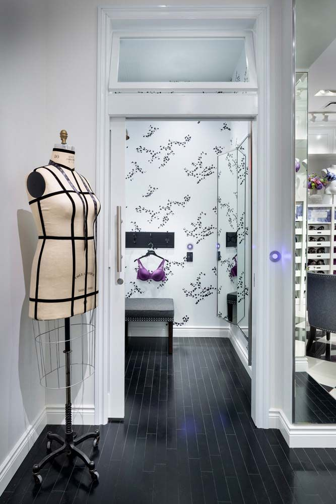 "CACIQUE LIFESTYLE,(Active/Lingerie Wear),Jersey City,New York, ""Please Try It On"", pinned by Ton van der Veer"