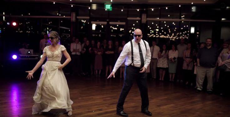 Das ist der beste Vater-Tochter-Hochzeitstanz! #News #Unterhaltung