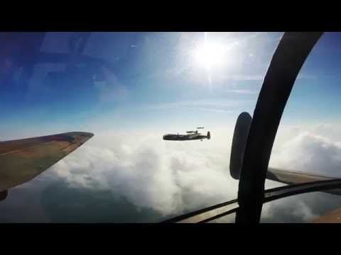 Filmmakers release remarkable footage of Lancasters in flight - Latest Hamilton news - CBC Hamilton