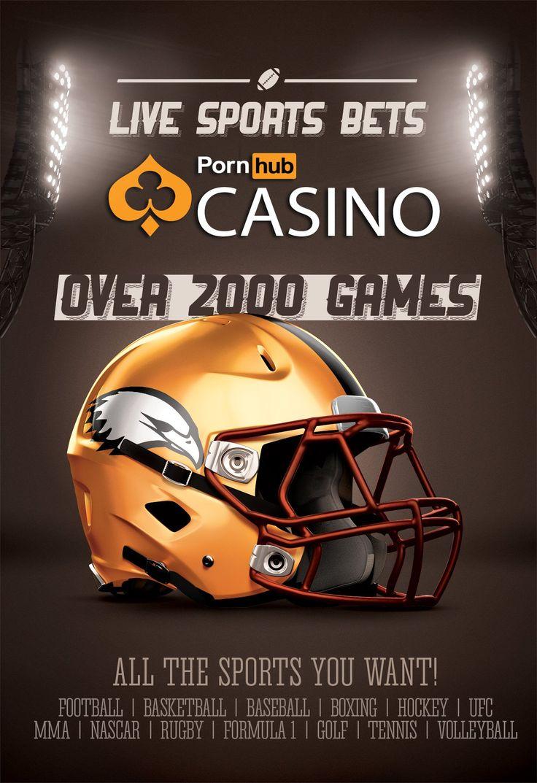 Live #SportsBets Now On #Casino: http://www.pornhubcasino.com/?affid=14749&camp=tutiplen …, Get a 100% 1st Deposit #Bonus, up to $400!