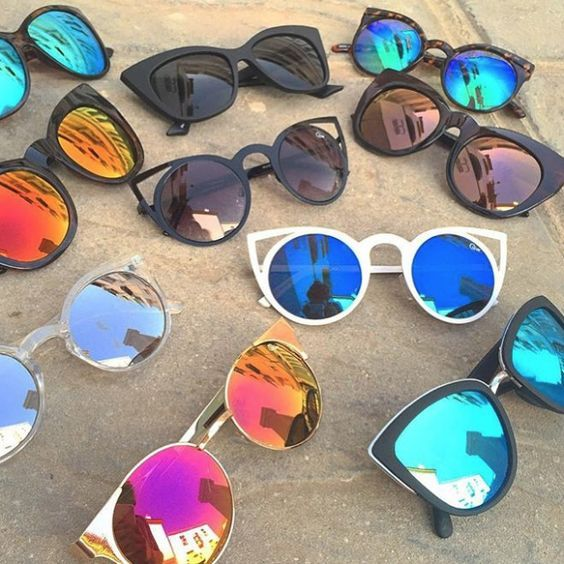 These Are Summer's Most Popular Sunglasses | Her Campus | http://www.hercampus.com/style/these-are-summer-s-most-popular-sunglasses