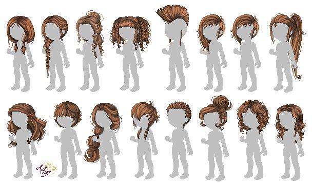 roliana hairstyles 2 twostar2