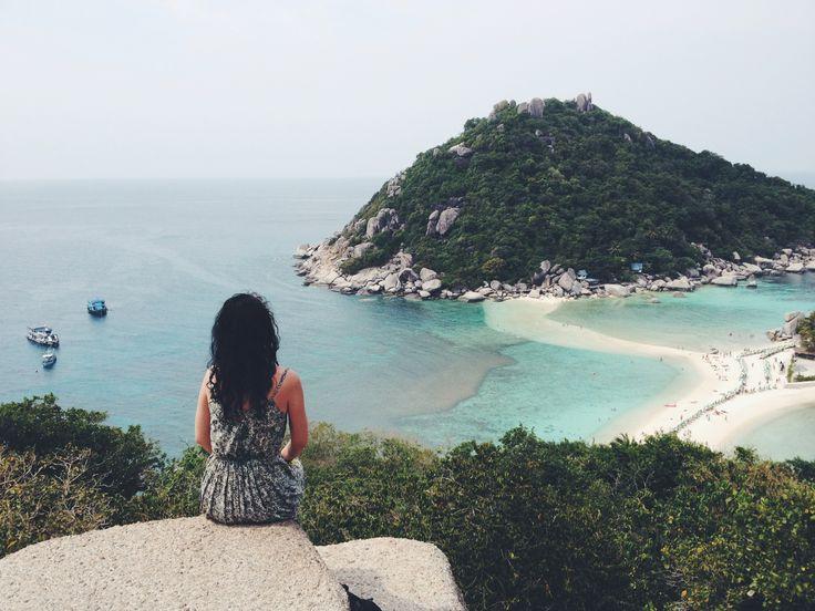 Inselhopping im Golf von Thailand: Tipps für die Inseln Koh Samui, Koh Phangan, Koh Tao im Süden von Thailand ............................................ Reiseblog Black Dots White Spots http://www.blackdotswhitespots.com/2015/10/01/tipps-koh-samui-koh-phangan-koh-tao/