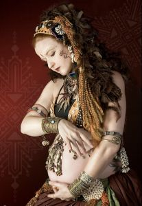 398 Best Bellydance Tribal Style Images On Pinterest