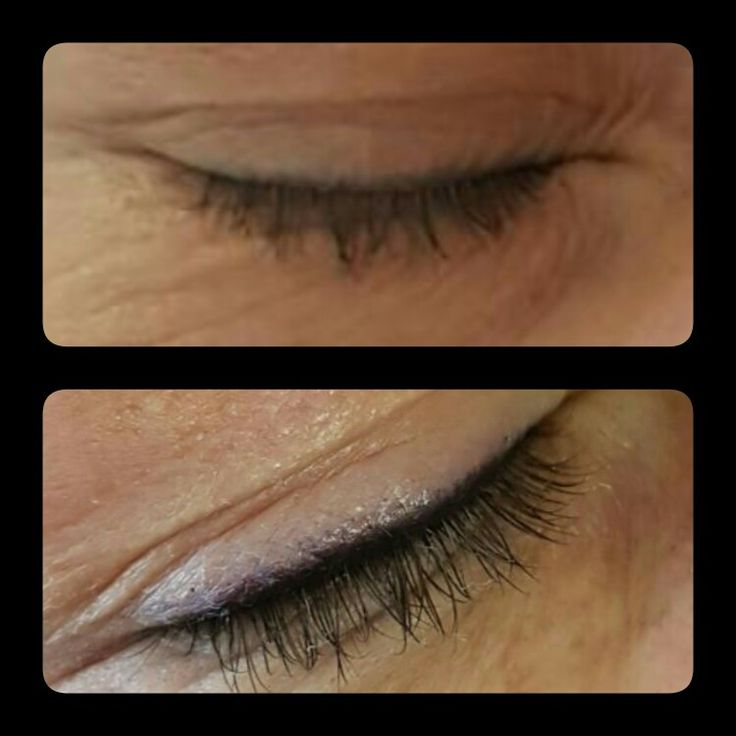 Sept 2016 dubbele eyeliner. 2 kleuren