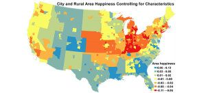 Study reveals 'unhappiest' cities in the U.S.