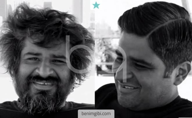 Los Angeles'daki bir berber bölgesindeki evsizlere bedava saç kesimi teklif ediyor ve sonuç gerçekten inanılmaz!<br /><div><br /></div>