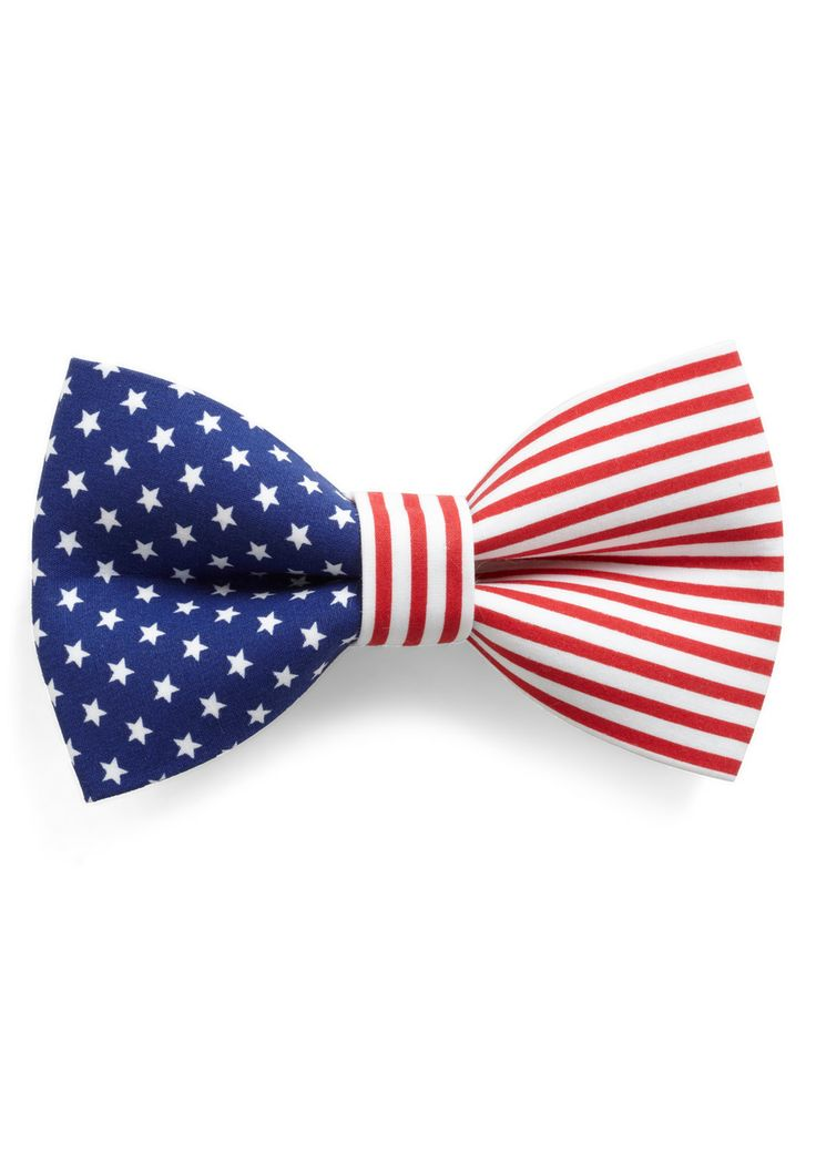 I'm lovin' this patriotic hair bow.
